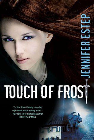 Touch of Frost Jennifer Estep