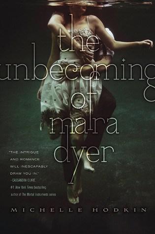 Unbecoming Mara Dyer Michelle Hodkin