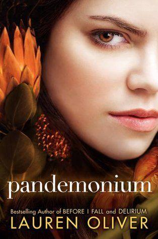 Pandemonium Lauren Oliver