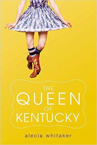 Queen of Kentucky Alecia Whitaker