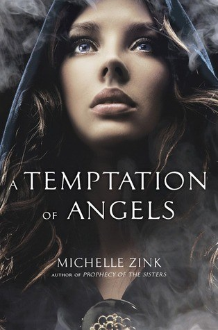 Book Review: A Temptation of Angels by Michelle Zink