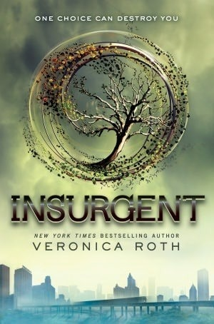 Book Review: Insuregent (Divergent #2) by Veronica Roth