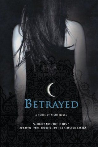 Review: Betrayed (House of Night #2)