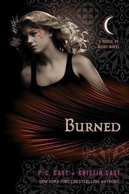 Burned (House of Night 7)