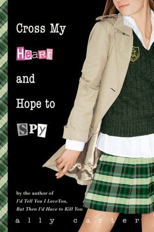Book Review: Cross My Heart and Hope to Spy