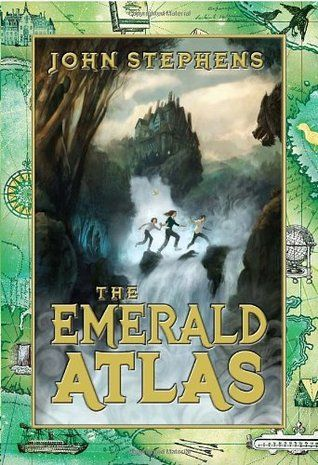 Emerald Atlas John Stephens