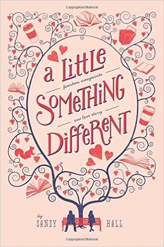 Book Review: A Little Something Different by Sandy Hall