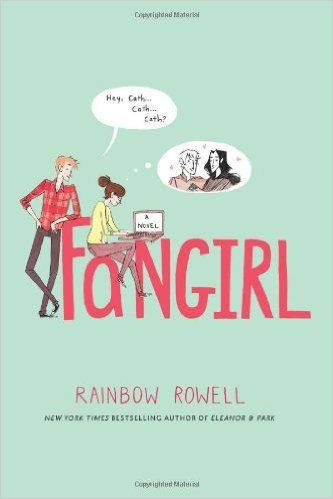Book Review: Fangirl by Rainbow Rowell