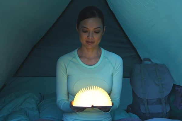 lumio book-shaped lamp