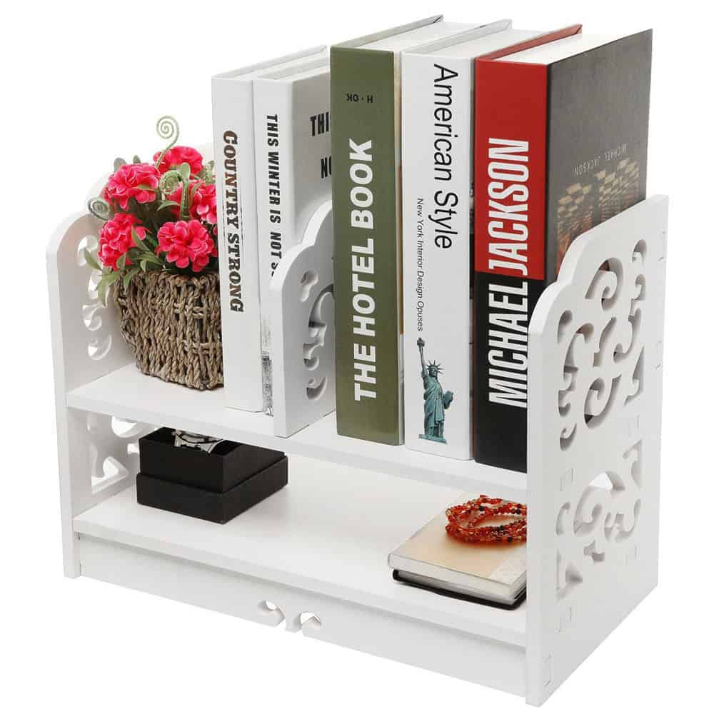 mini bookshelf