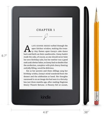 Kindle Paperwhite Design