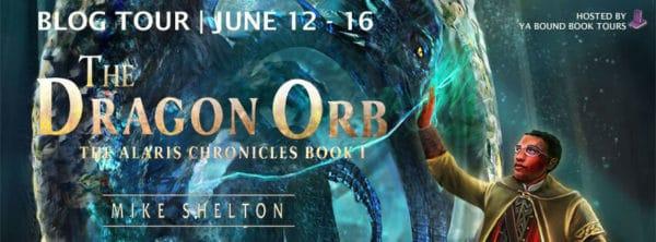 The Dragon Orb Book Tour