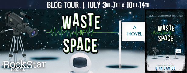 Waste of Space Book Tour