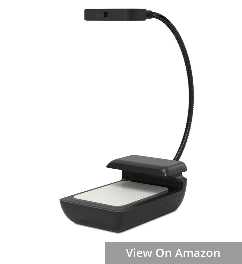 iKross Dual LED Clip-On for E-Books – Best Book Light for E-readers