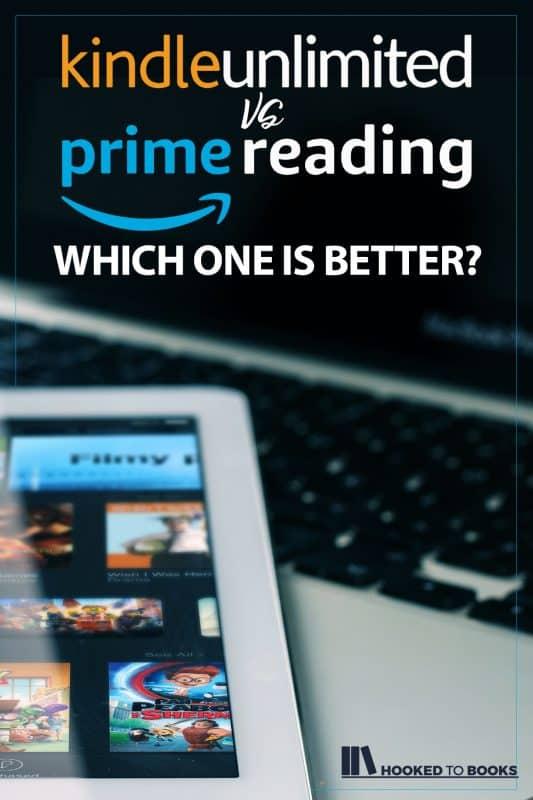 Kindle Unlimited vs Prime Reading
