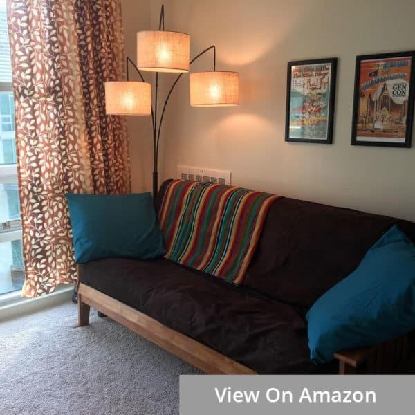 Top 10 Best Floor Lamps of 2017 Buyers Guide Reviews