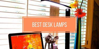 best led desk lamps