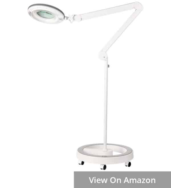 brightech lightview bright task floor lamp