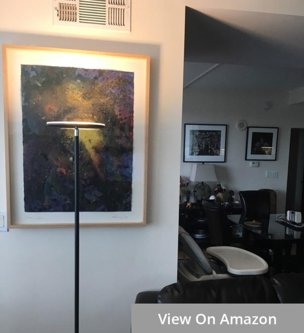 Brightech Sky Brightest Torchiere Floor Lamp