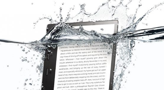 oasis 2017 first kindle waterproof