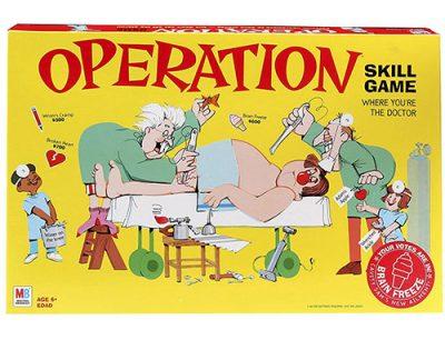 Classic Operation Skill Game Set