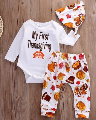 Comfy clothes for the newborn