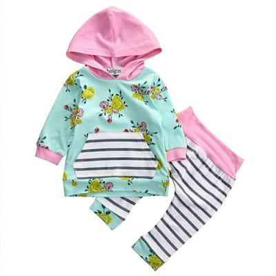 Lovely clothes for the baby