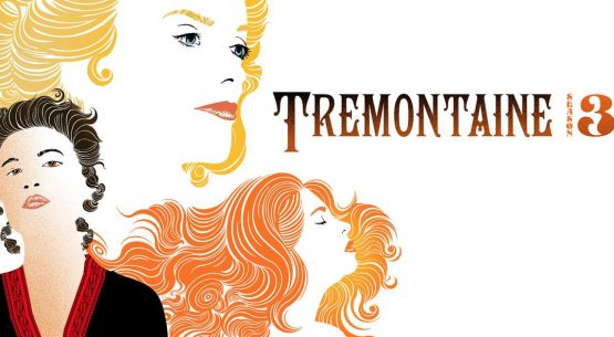 Tremontaine Book