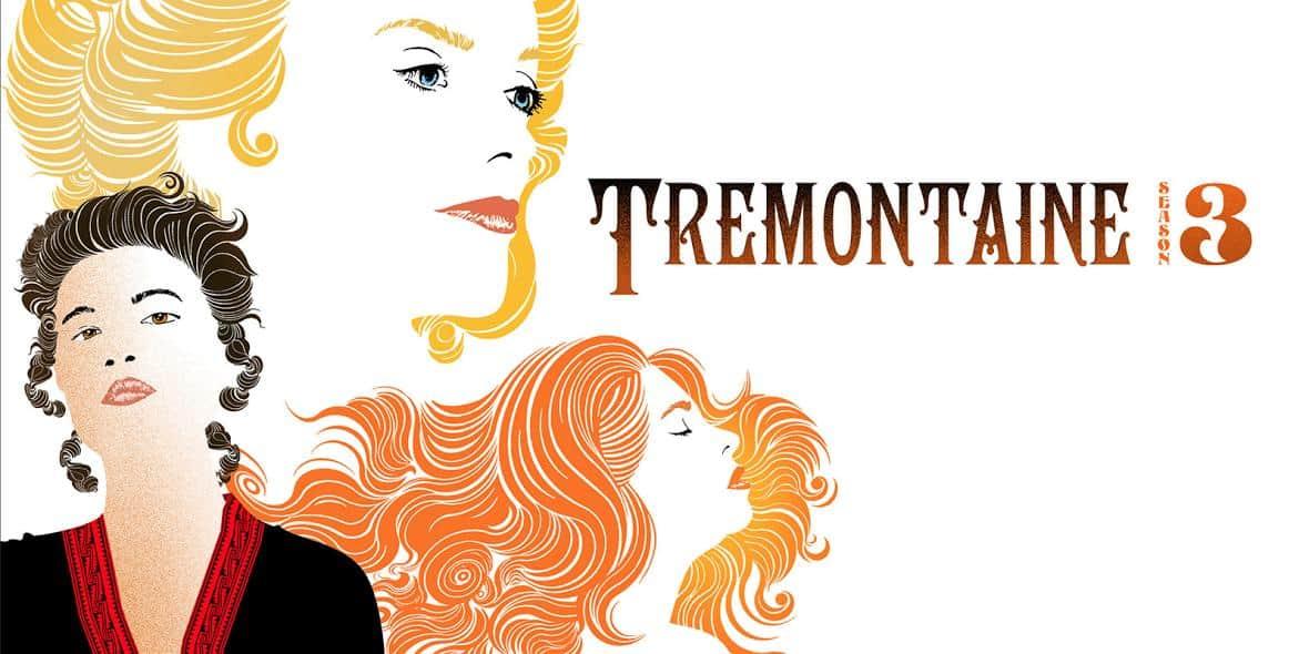 Tremontaine Book