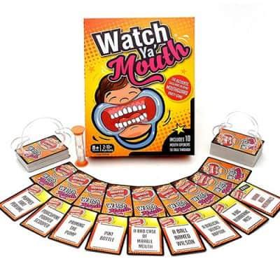 Watch Ya Mouth game set