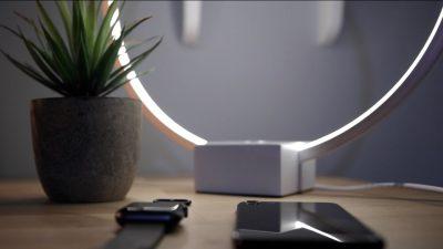 Brightech Circle LED Lamp