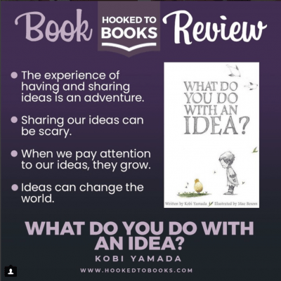 InstaReview | What Do You Do With An Idea?