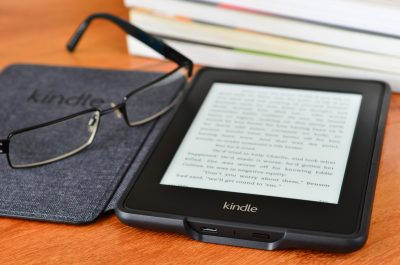Picture Kindle Voyage