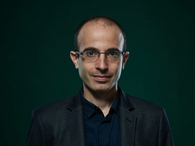 Picture Yuval Noah Harari