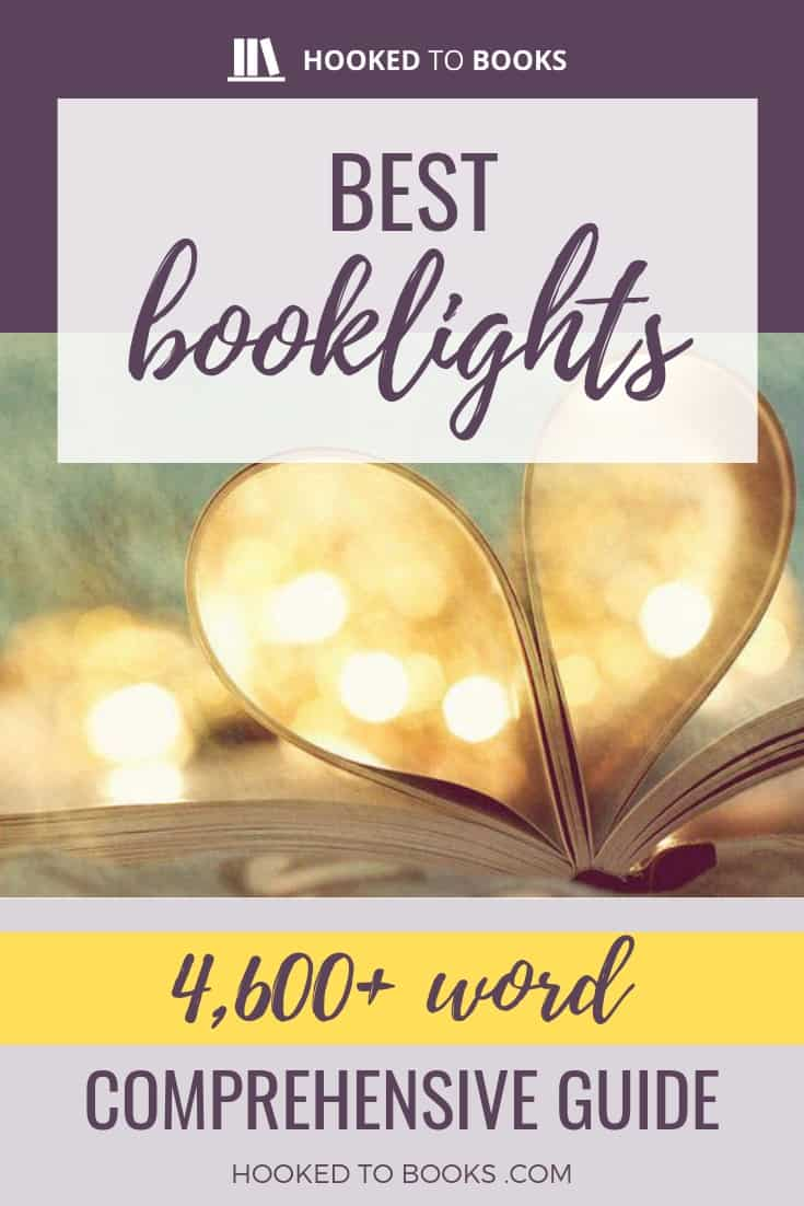 Top 10 Best Book Lights of 2019 – Buyer's Guide & Reviews