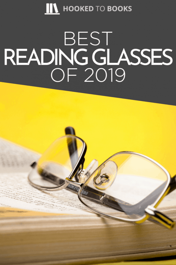 Hooked to Books Reading Glasses