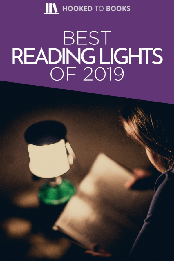 Hooked to Books Reading Lights