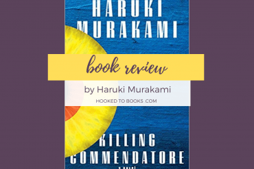 Killing Commendatore by Haruki Murakami
