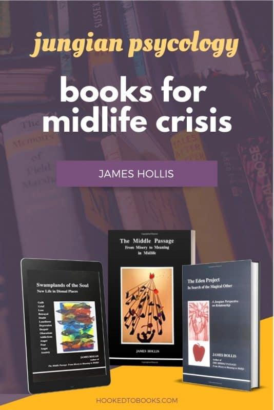 3 Jungian Psychology Books for Navigating Midlife Crisis