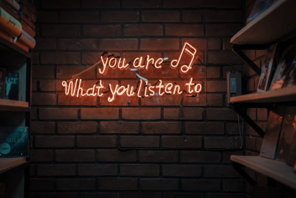 Picture you are what you listen to