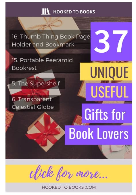 37 Unique and Useful Gifts for Book Lovers