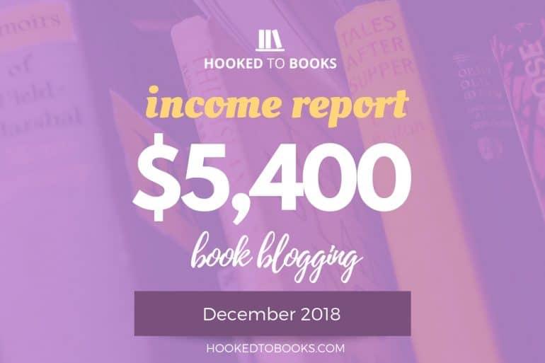 December 2018 Blog Income Report