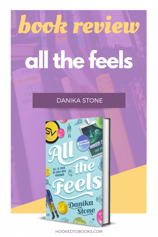 All the Feels by Danika Stone