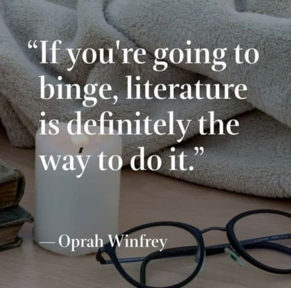 25 Funny Quotes About Reading