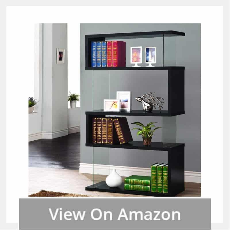 Zigzag Bookshelf