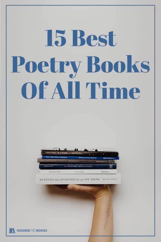 15 Best Poetry Books of All Time