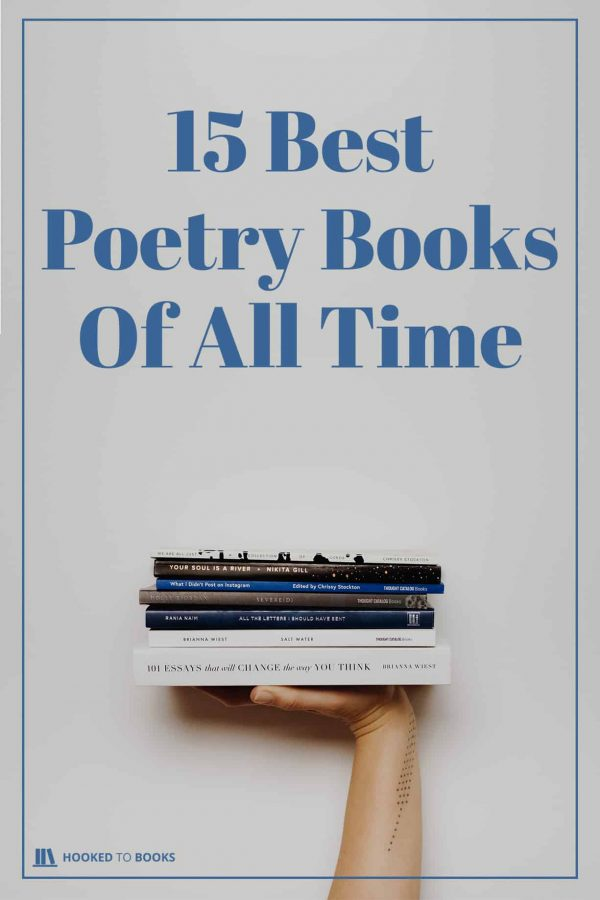 15 Best Poetry Books of All Time | Hooked to Books