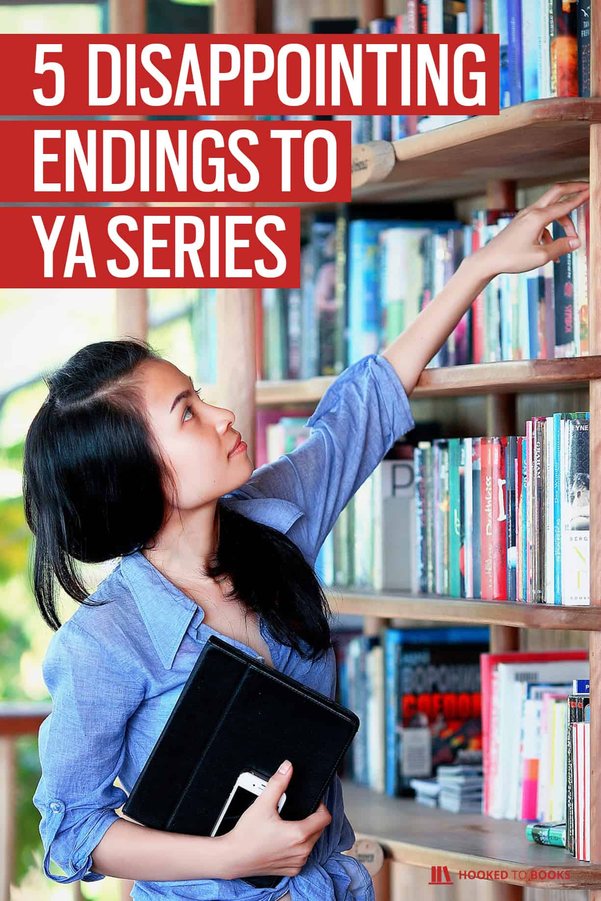 5 Disappointing Endings to YA Series