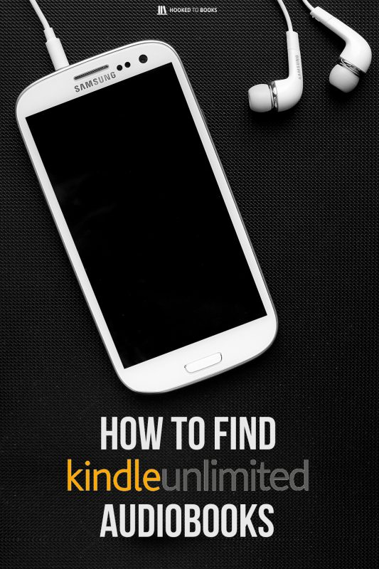 How to Find Kindle Unlimited Audiobooks