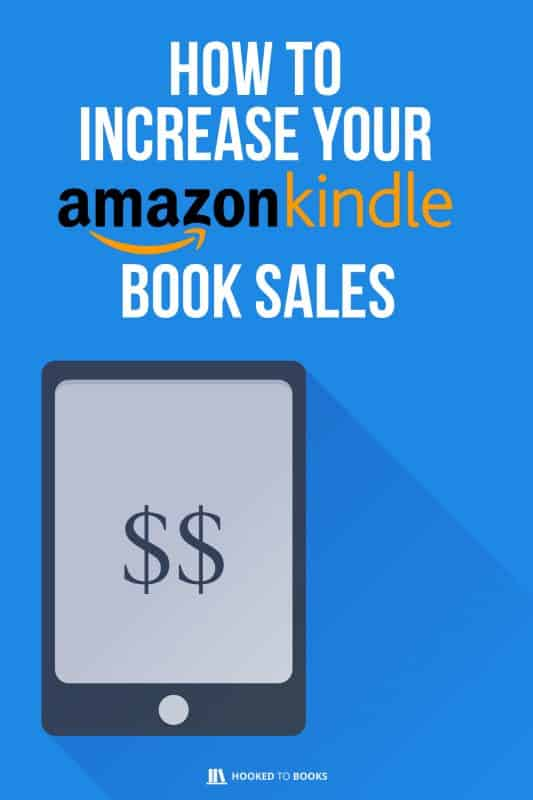 How to Increase Your Amazon Kindle Book Sales